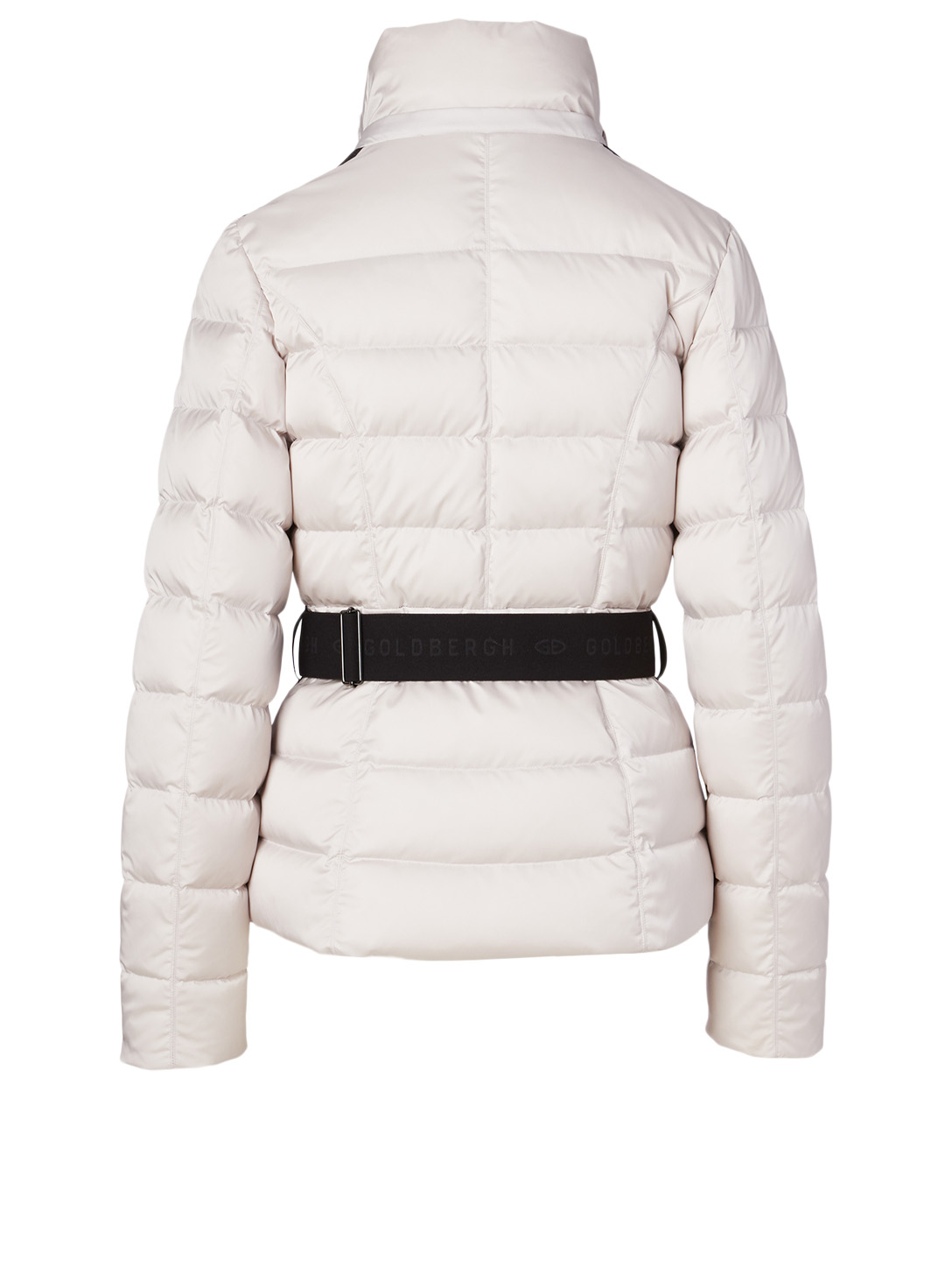 GOLDBERGH Soldis Down Jacket With Belt Women's White