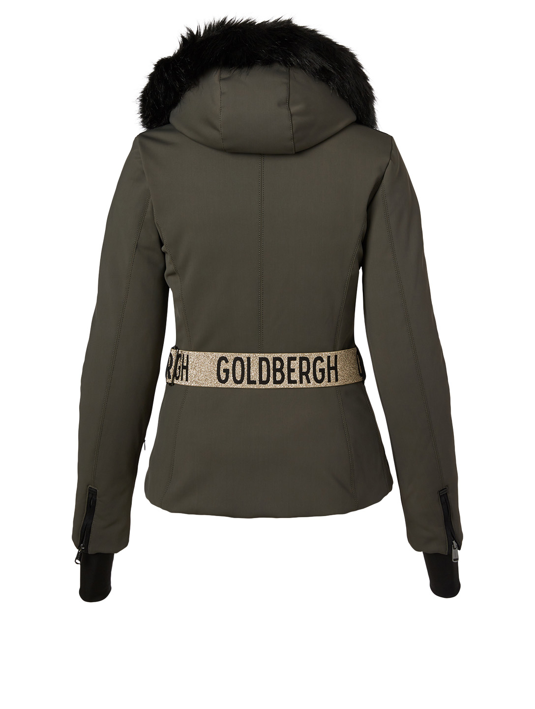 GOLDBERGH Hida Down Jacket Women's Green