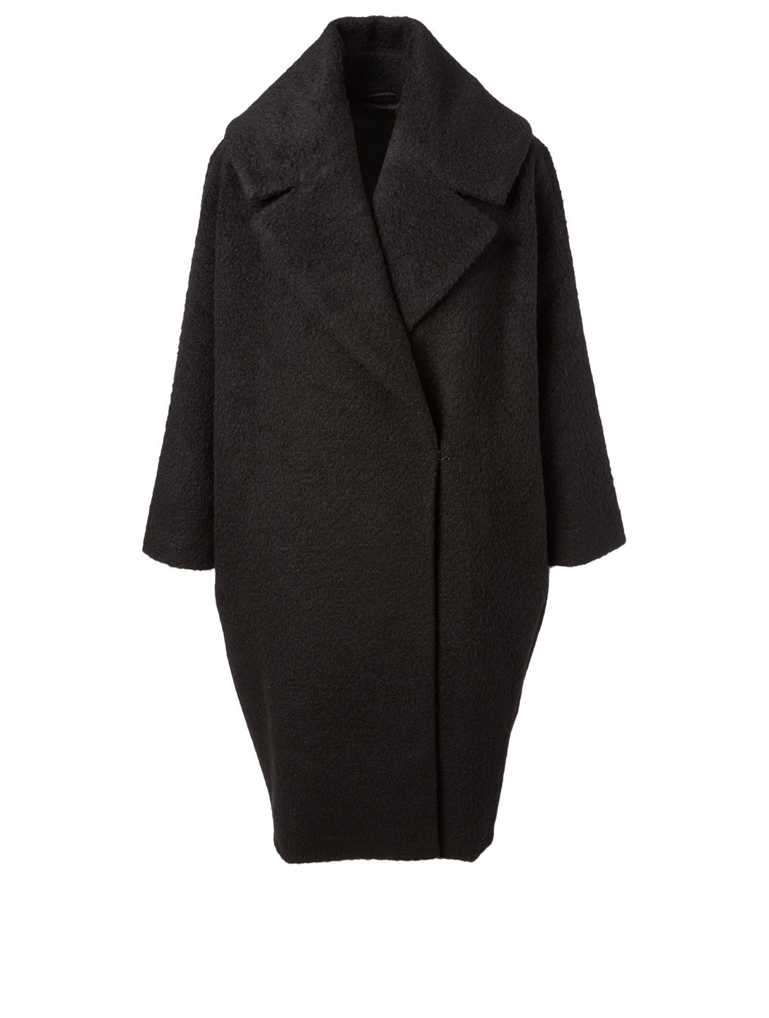 LINE Emmi Wool-Blend Coat Women's Black