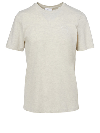 KOTN Knot On My Planet Cotton T-Shirt H Project Beige