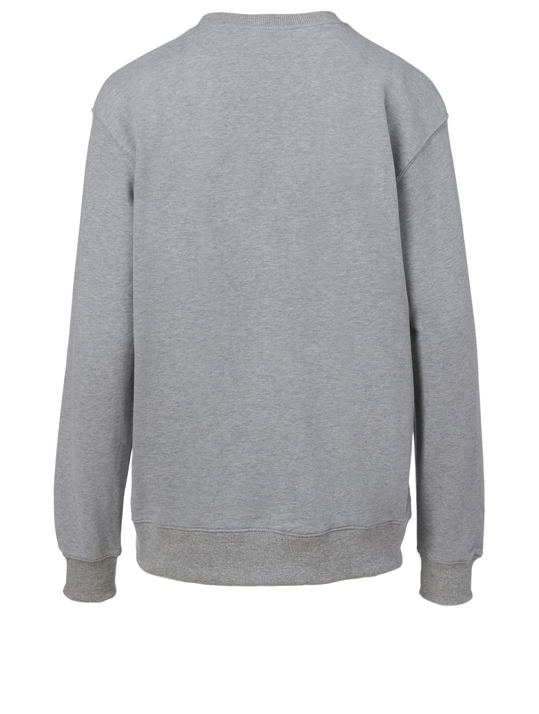 KOTN Knot On My Planet Cotton Sweatshirt H Project Grey
