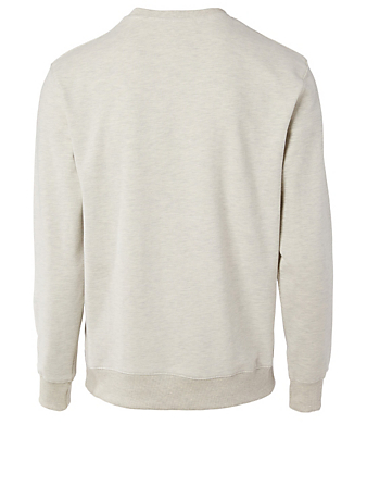 KOTN Knot On My Planet Cotton Sweatshirt H Project Beige
