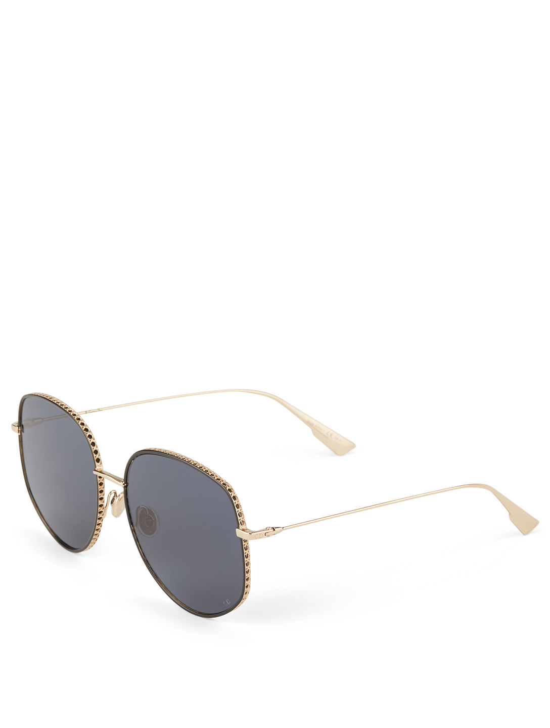 DIOR DiorByDior2 Sunglasses Women's Metallic