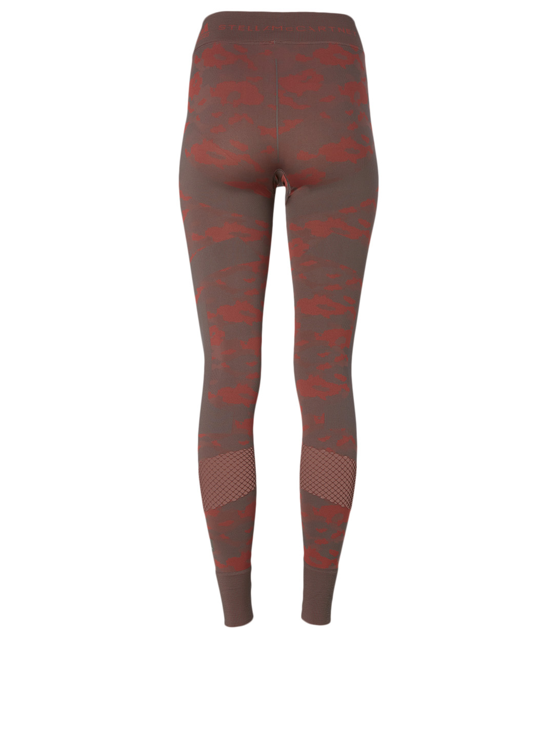 ADIDAS BY STELLA MCCARTNEY Seamless High-Waisted Leggings Women's Pink