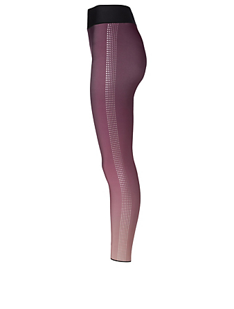 ULTRACOR Ultra High-Waisted Leggings With Mini Star Stripes Women's Pink