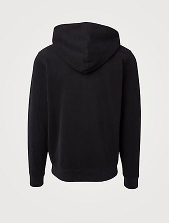 SUNSPEL Cotton Zip Hoodie Men's Black