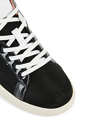 TOD'S Nylon And PVC Sneakers Women's Multi