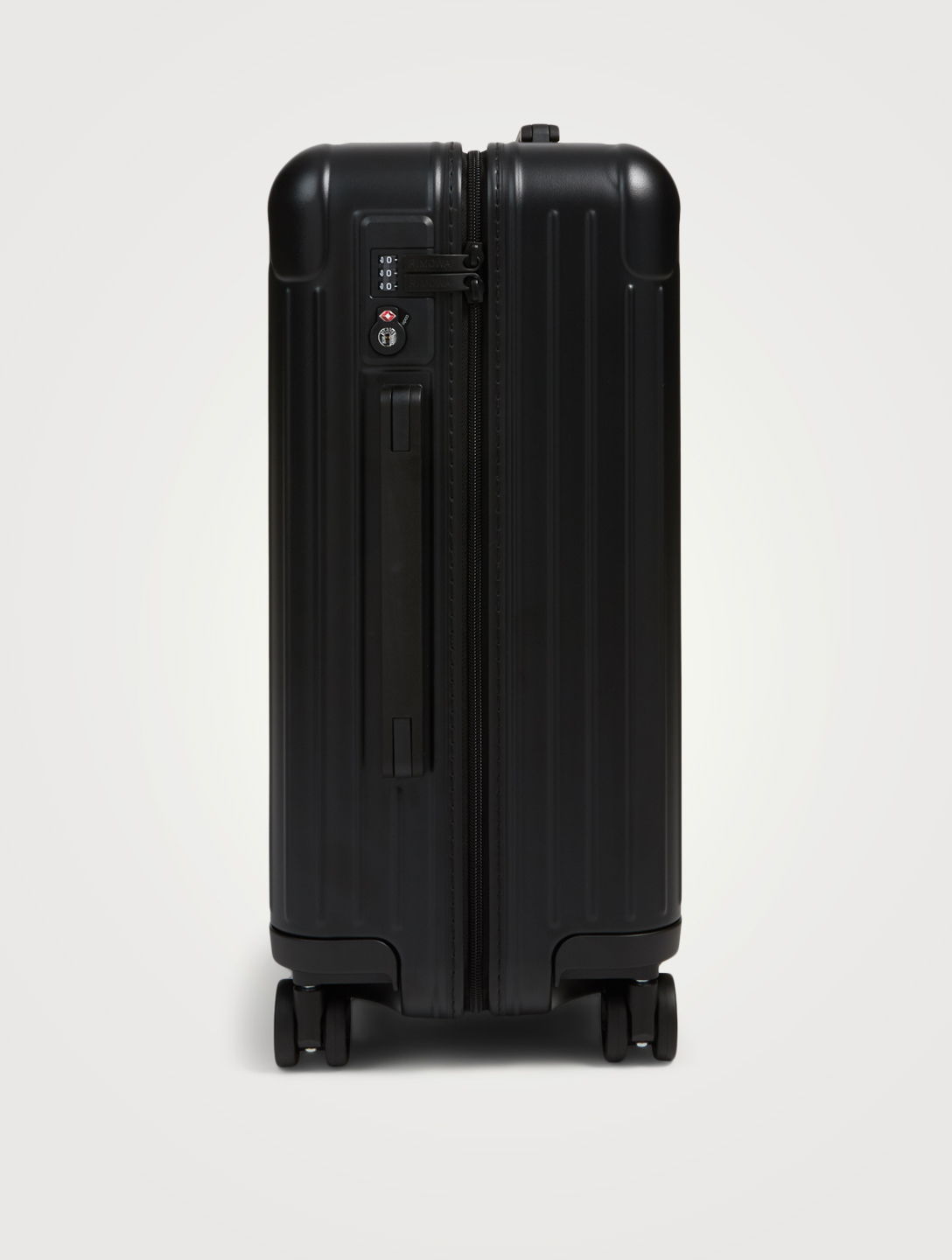 RIMOWA Essential Carry-On Suitcase Luggage Black