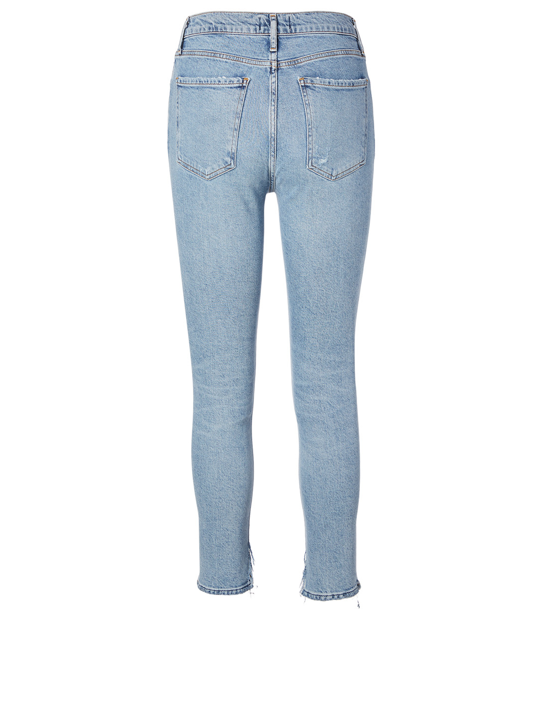 AGOLDE Nico High-Waisted Jeans Women's Blue