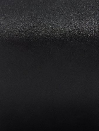 THE ROW Envelope Leather Crossbody Clutch Bag Women's Black