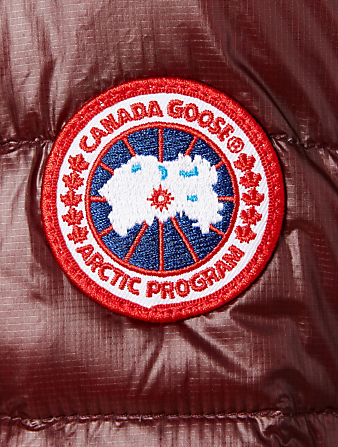 CANADA GOOSE HyBridge Lite Down Jacket Women's Red