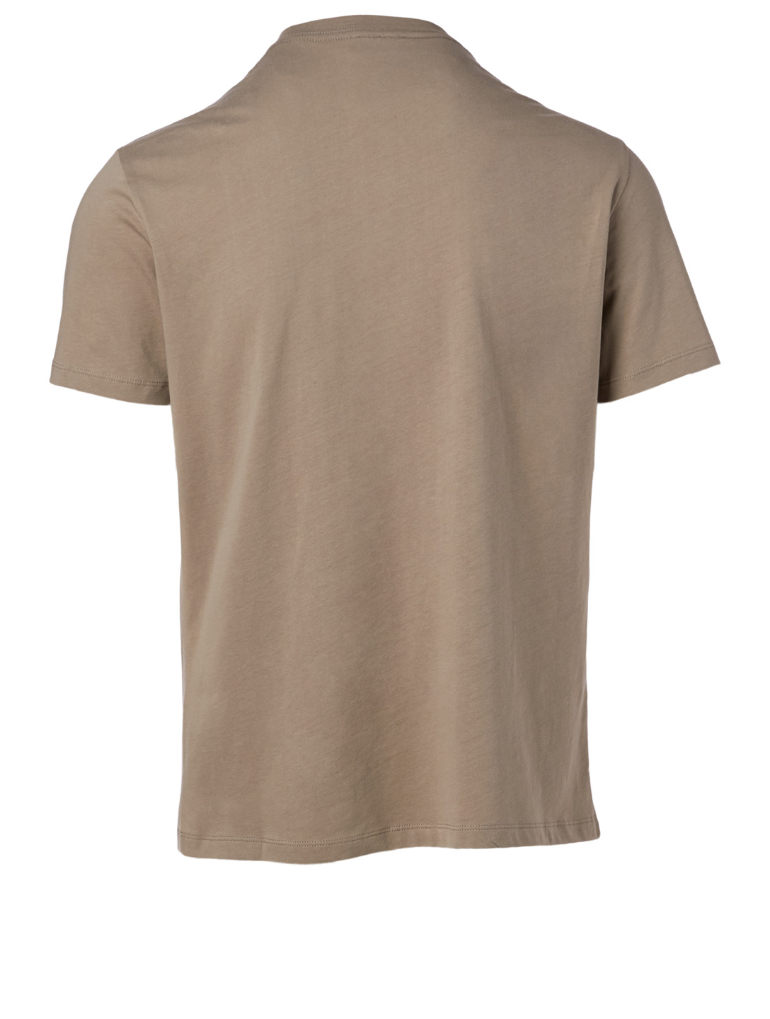 RAF SIMONS Xanthophobia Cotton T-Shirt Men's Beige
