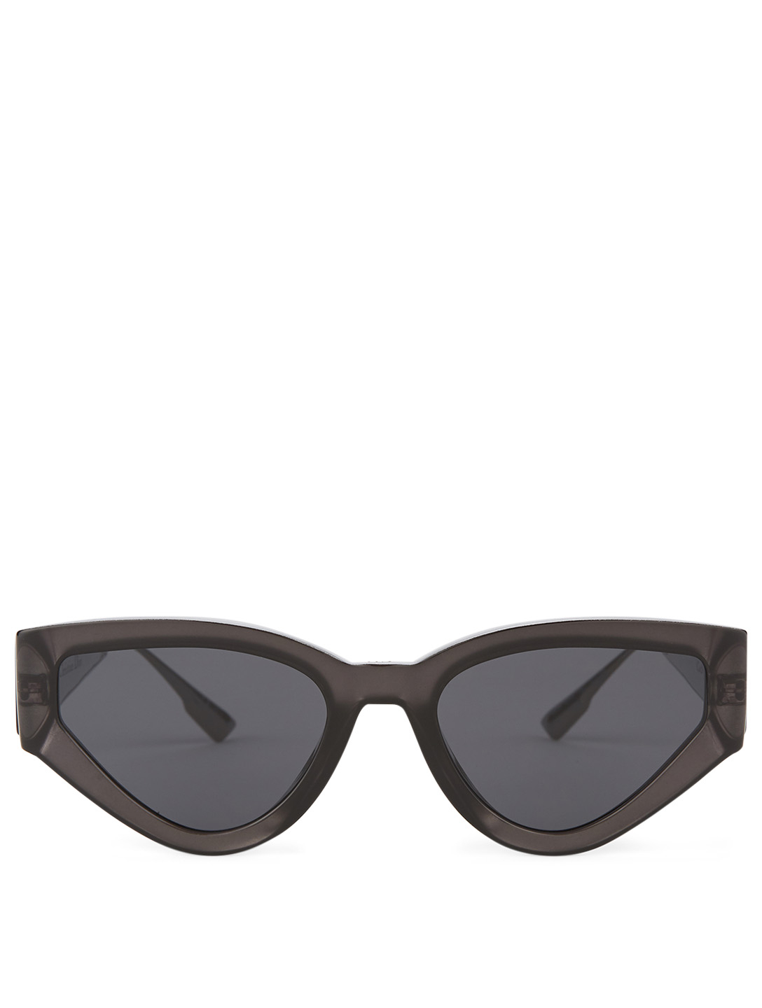 DIOR CatStyleDior1 Cat Eye Sunglasses Women's Brown