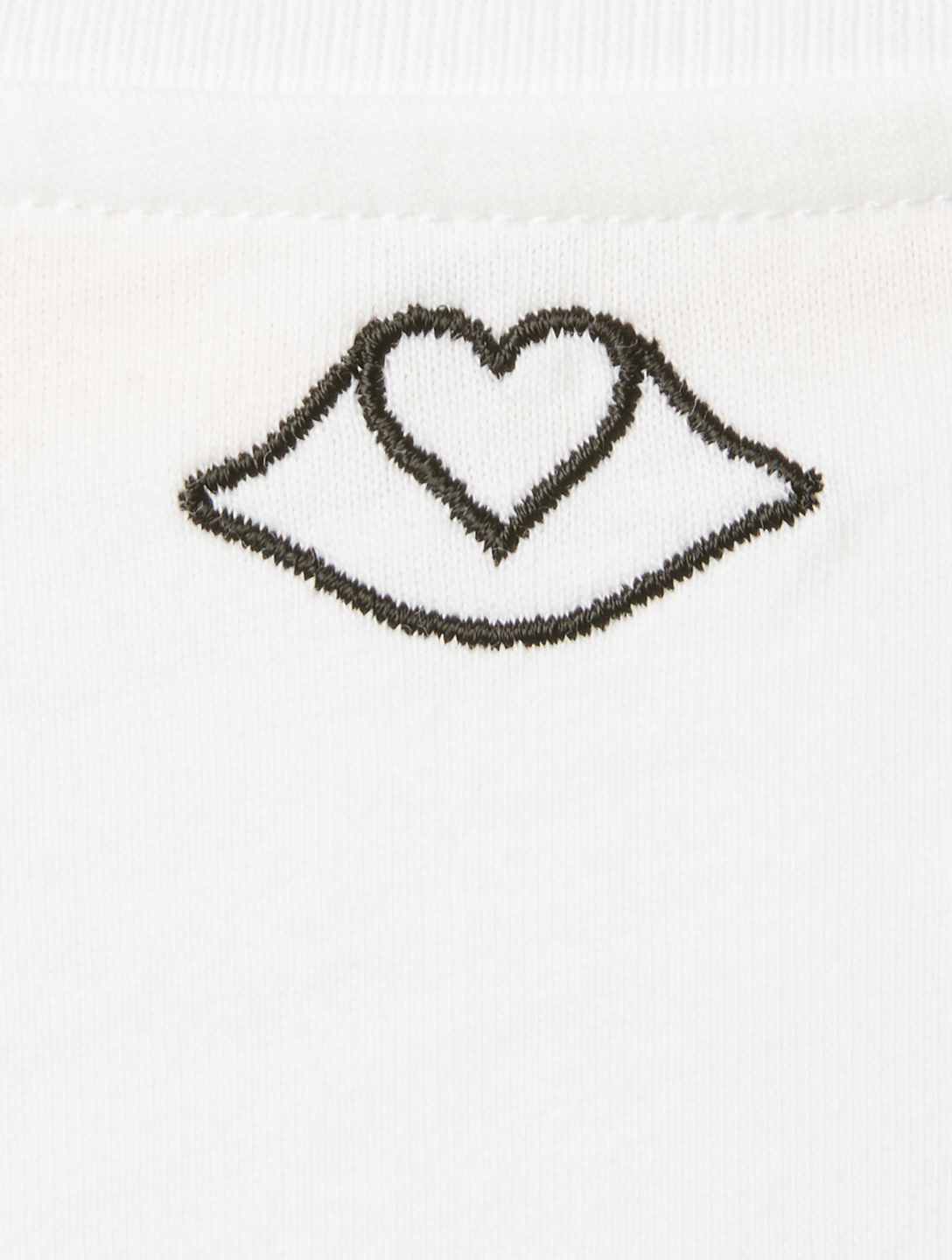 SEE BY CHLOÉ Cotton Knotted T-Shirt Women's White