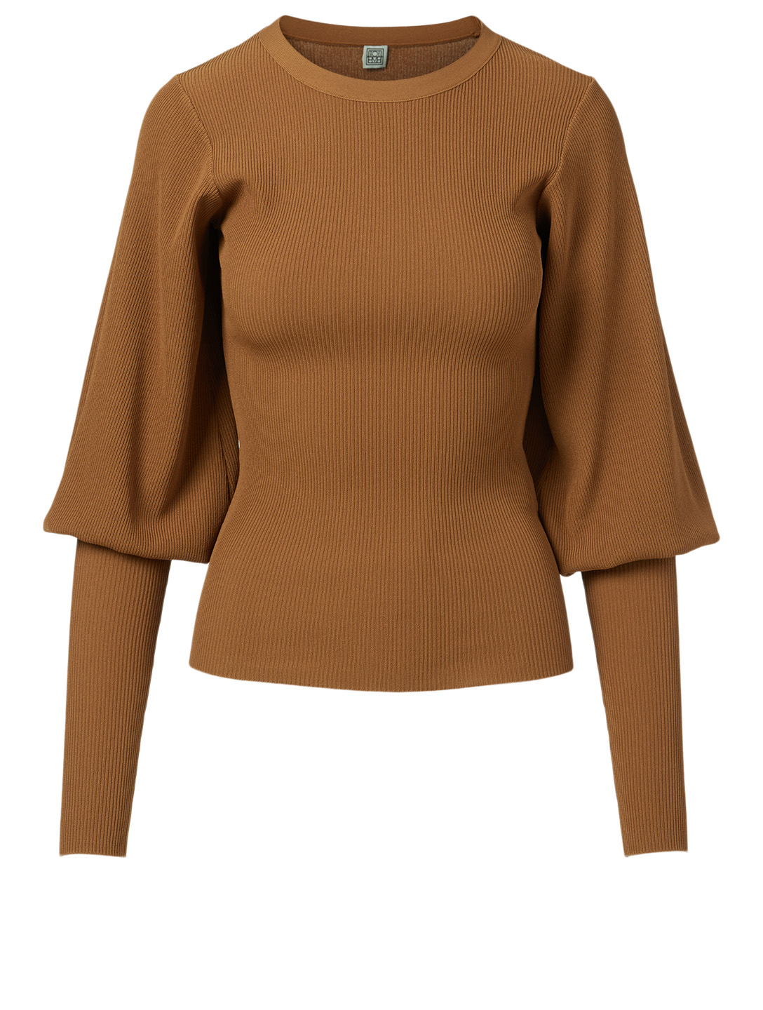 TOTÊME Vignola Ribbed Sweater Women's Neutral