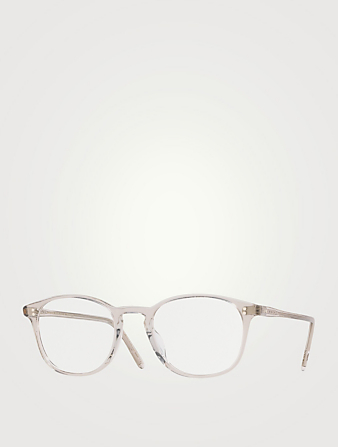 OLIVER PEOPLES Finley Vintage Square Optical Glasses Women's