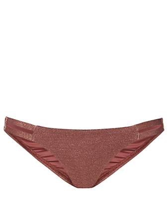 VITAMIN A Neutra Hipster Bikini Bottom H Project Pink