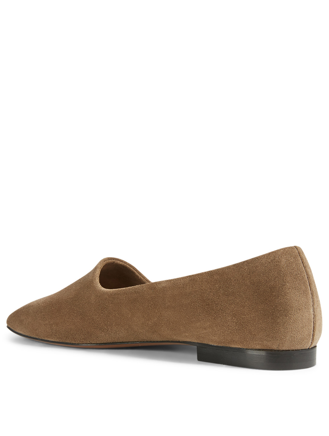 ATP ATELIER Andrano Suede Loafers Women's Brown