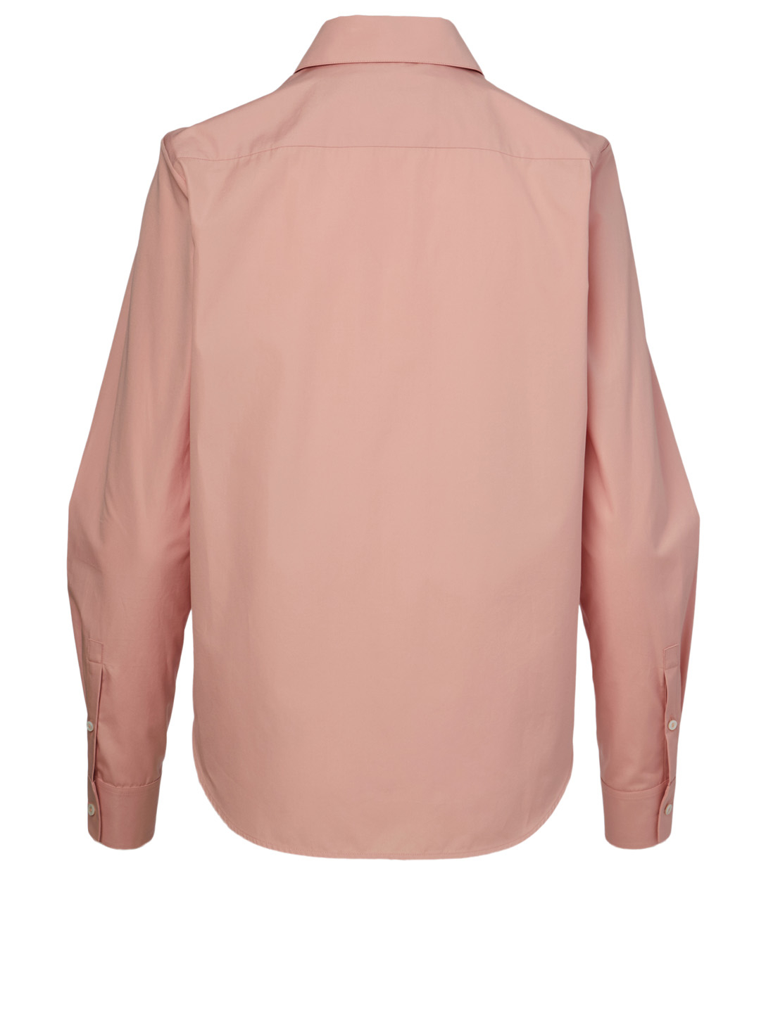 JIL SANDER Giulia Cotton Shirt Women's Pink