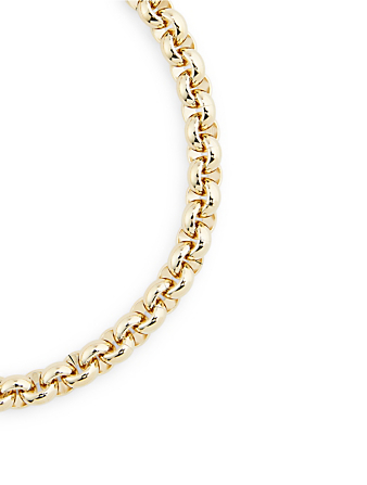 LAURA LOMBARDI Piera 14K Gold Plated Necklace Women's Metallic