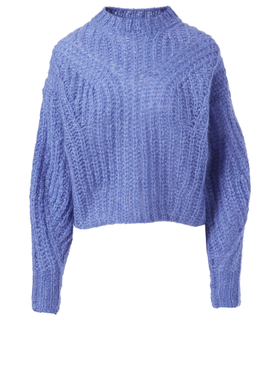 ISABEL MARANT Inko Mohair And Wool Sweater Women's Blue