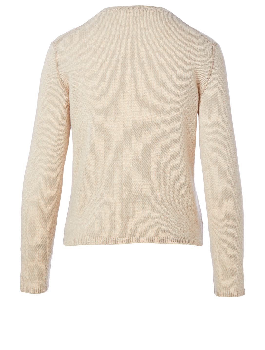 THE ROW Imani Cashmere Top Women's Brown