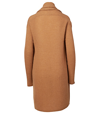 THE ROW Marndi Cashmere Cardigan Women's Brown
