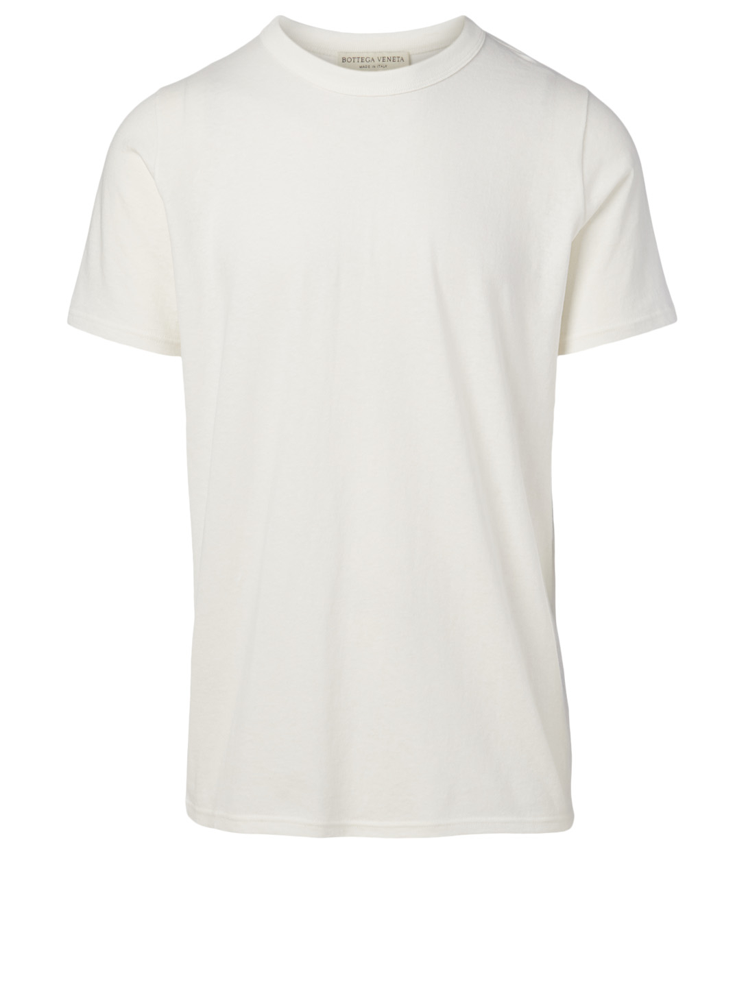 BOTTEGA VENETA Sunset Cotton T-Shirt Men's White