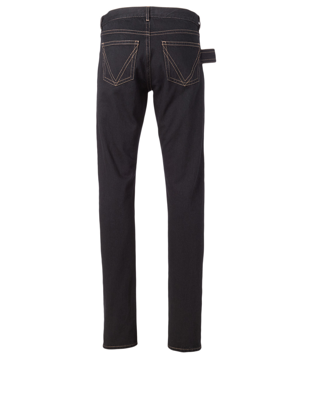 BOTTEGA VENETA Selvedge Denim Jeans Men's Black