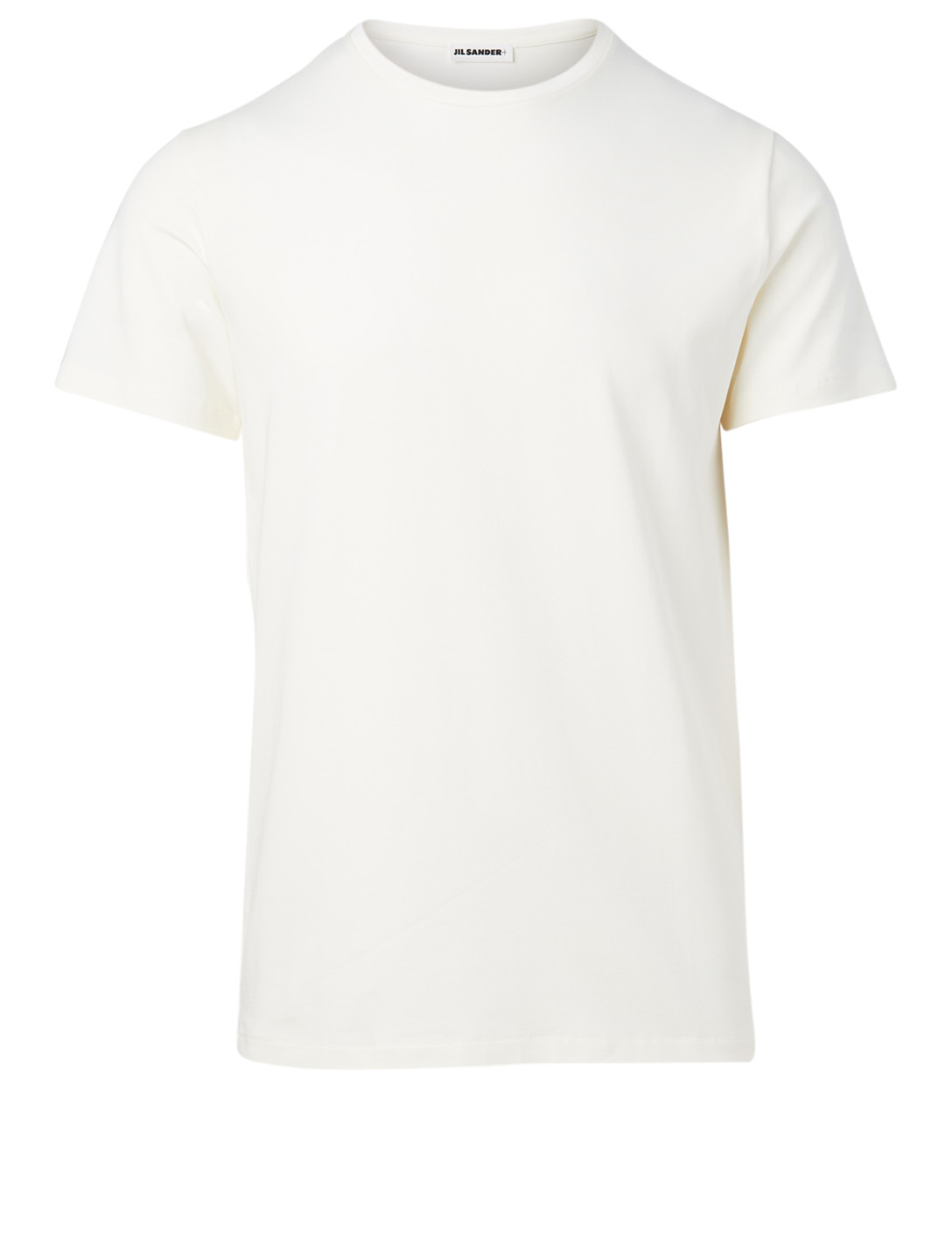 JIL SANDER Crewneck T-Shirt Men's White