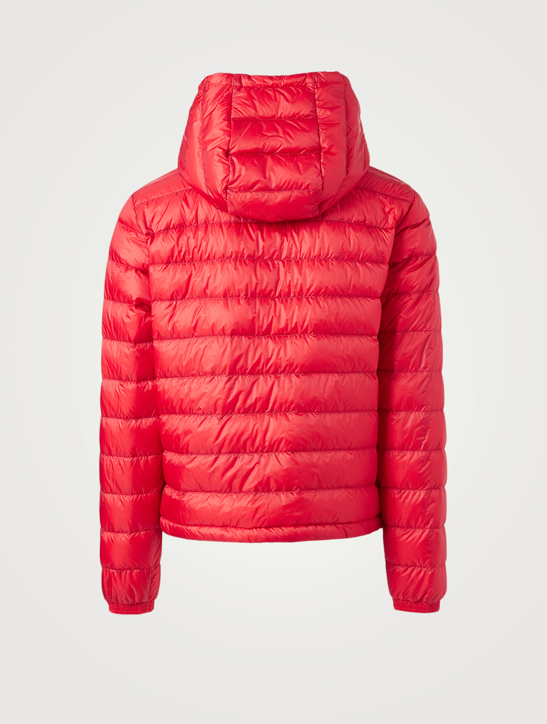 MONCLER Rook Quilted Jacket Men's Red
