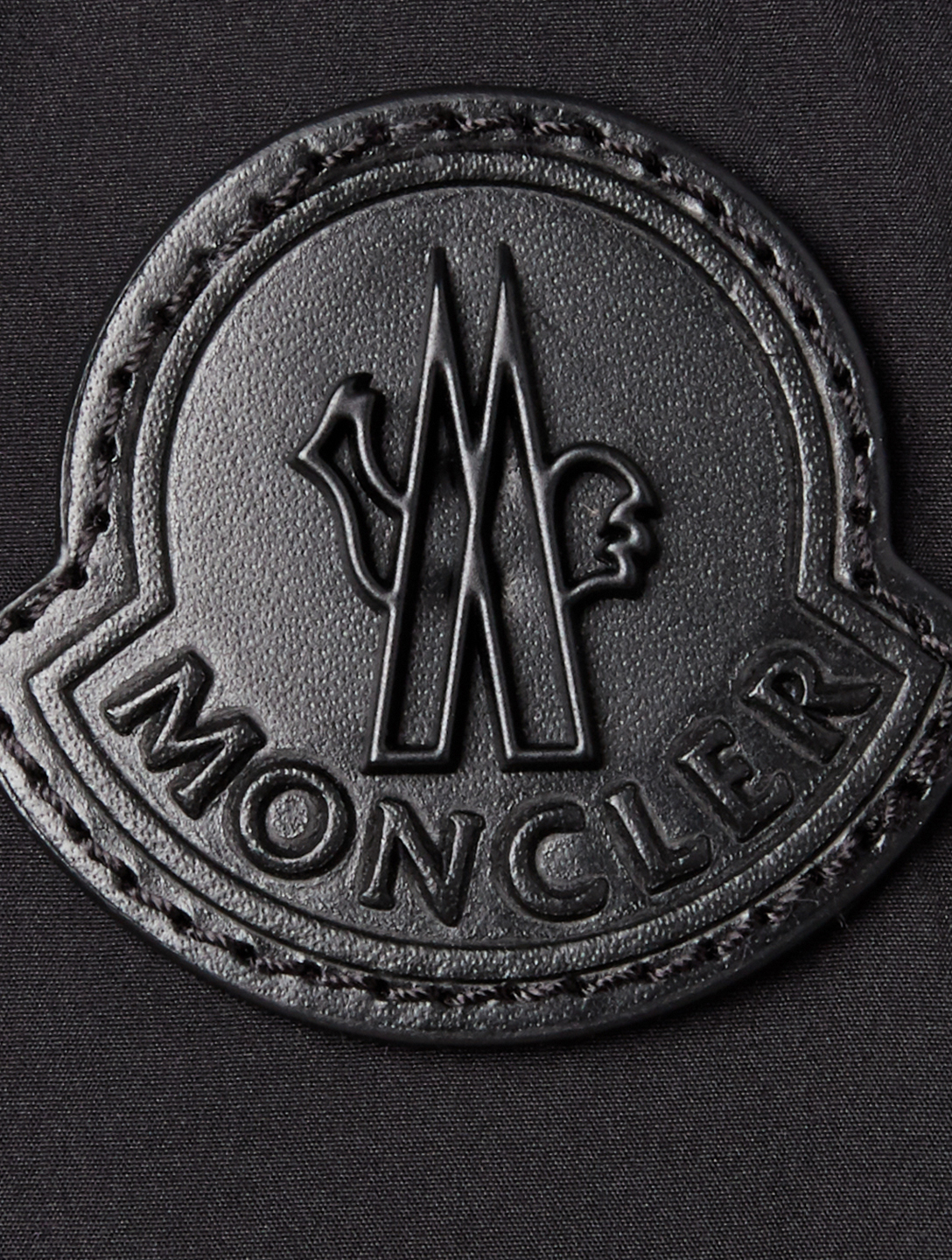MONCLER Arnaud Down Parka Men's Black