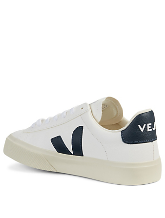 VEJA Campo Leather Sneakers Women's White