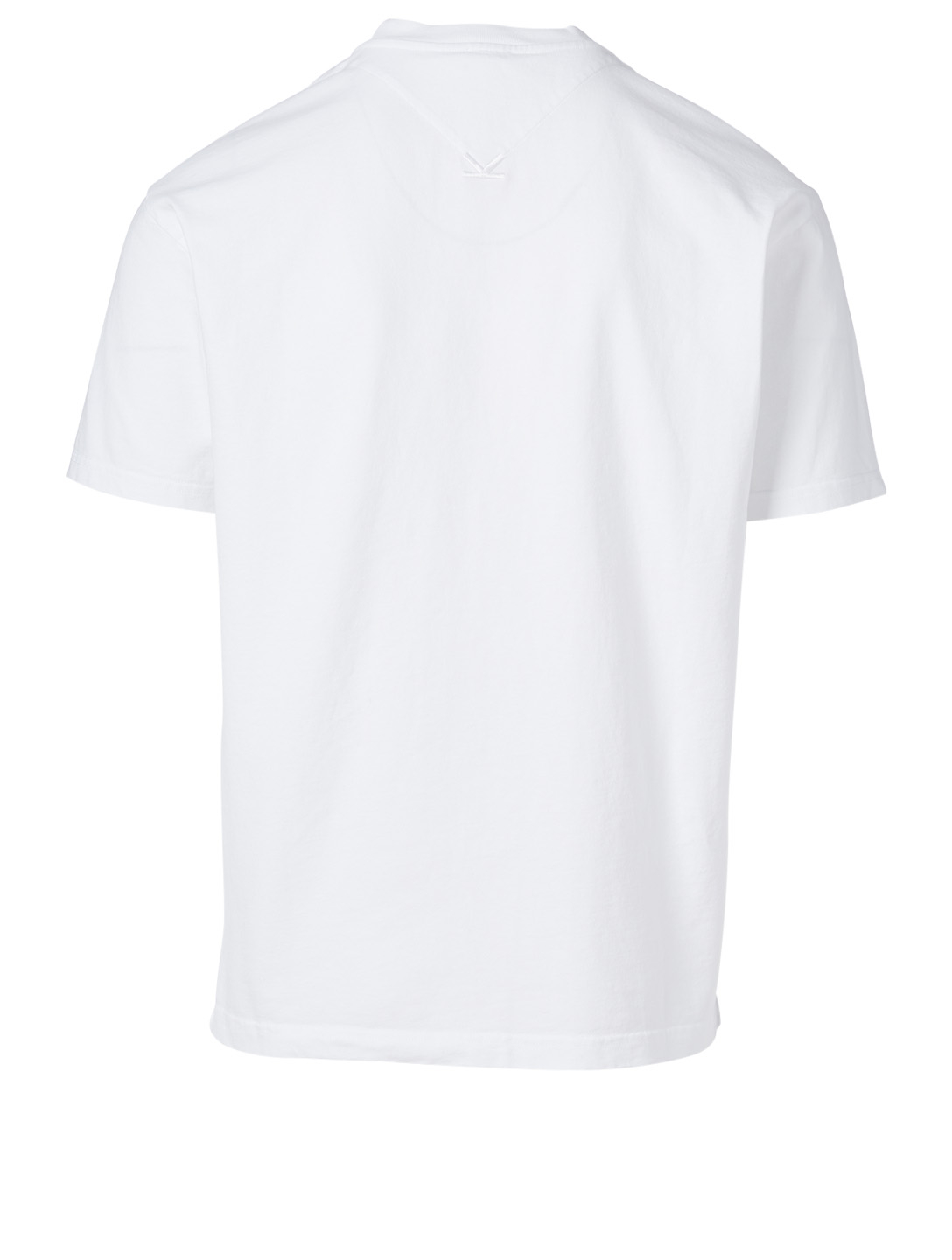 KENZO Compass Cotton T-Shirt Men's White