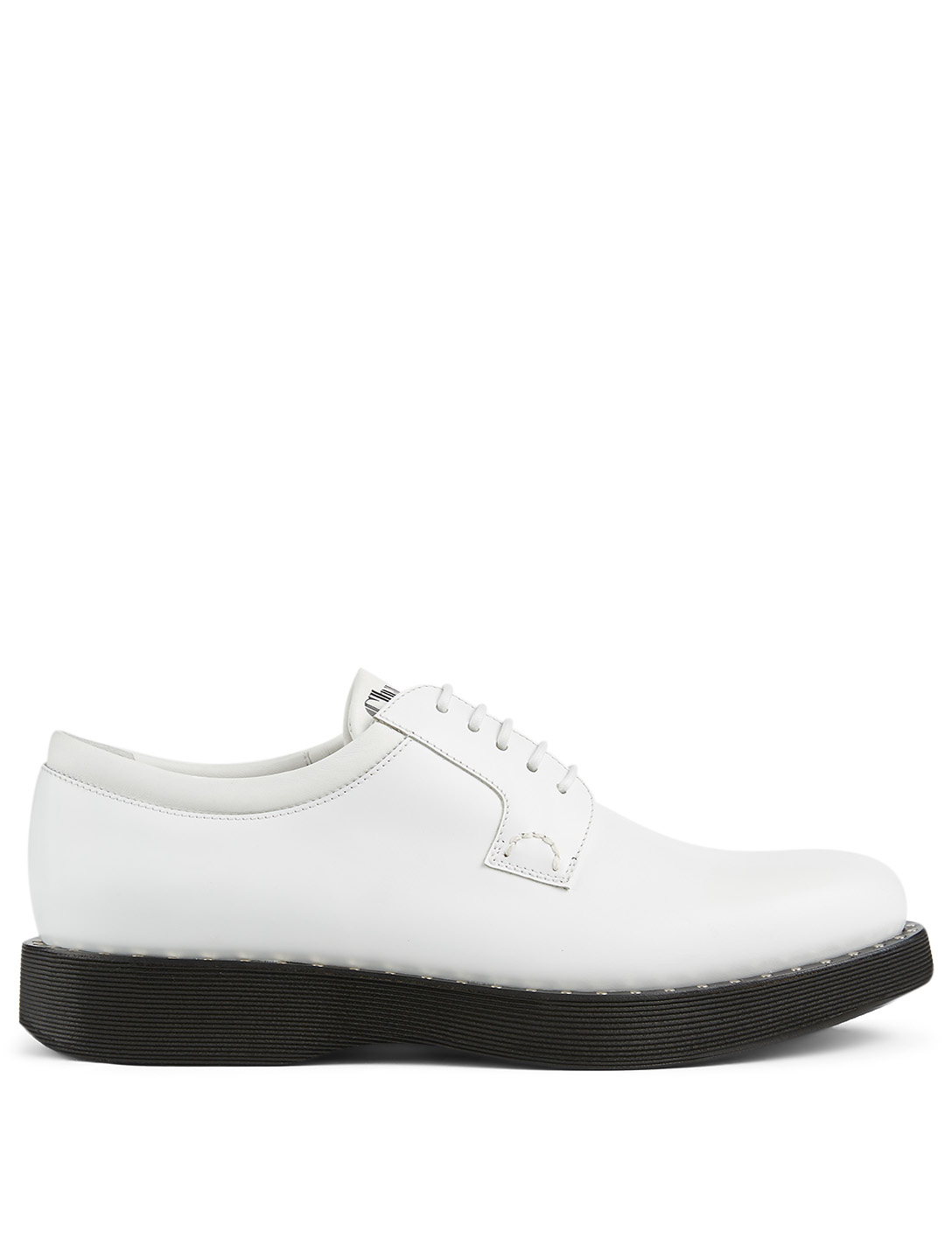 CHURCH'S Derbys Brandy en cuir Femmes Blanc