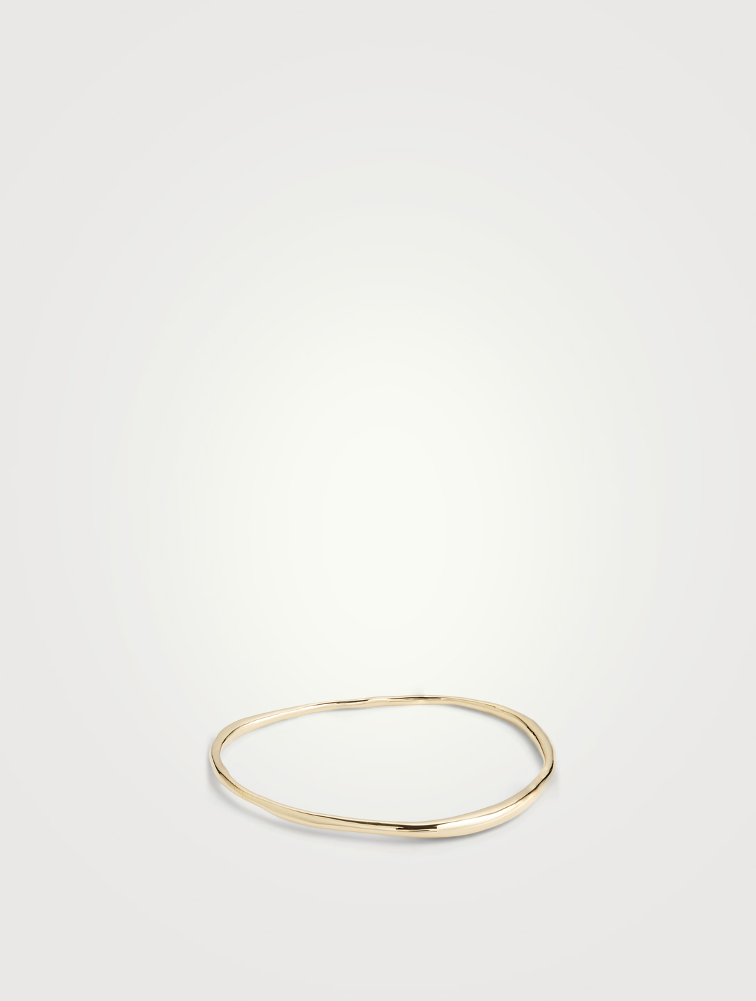 FARIS Vero Bangle Bracelet Women's Metallic