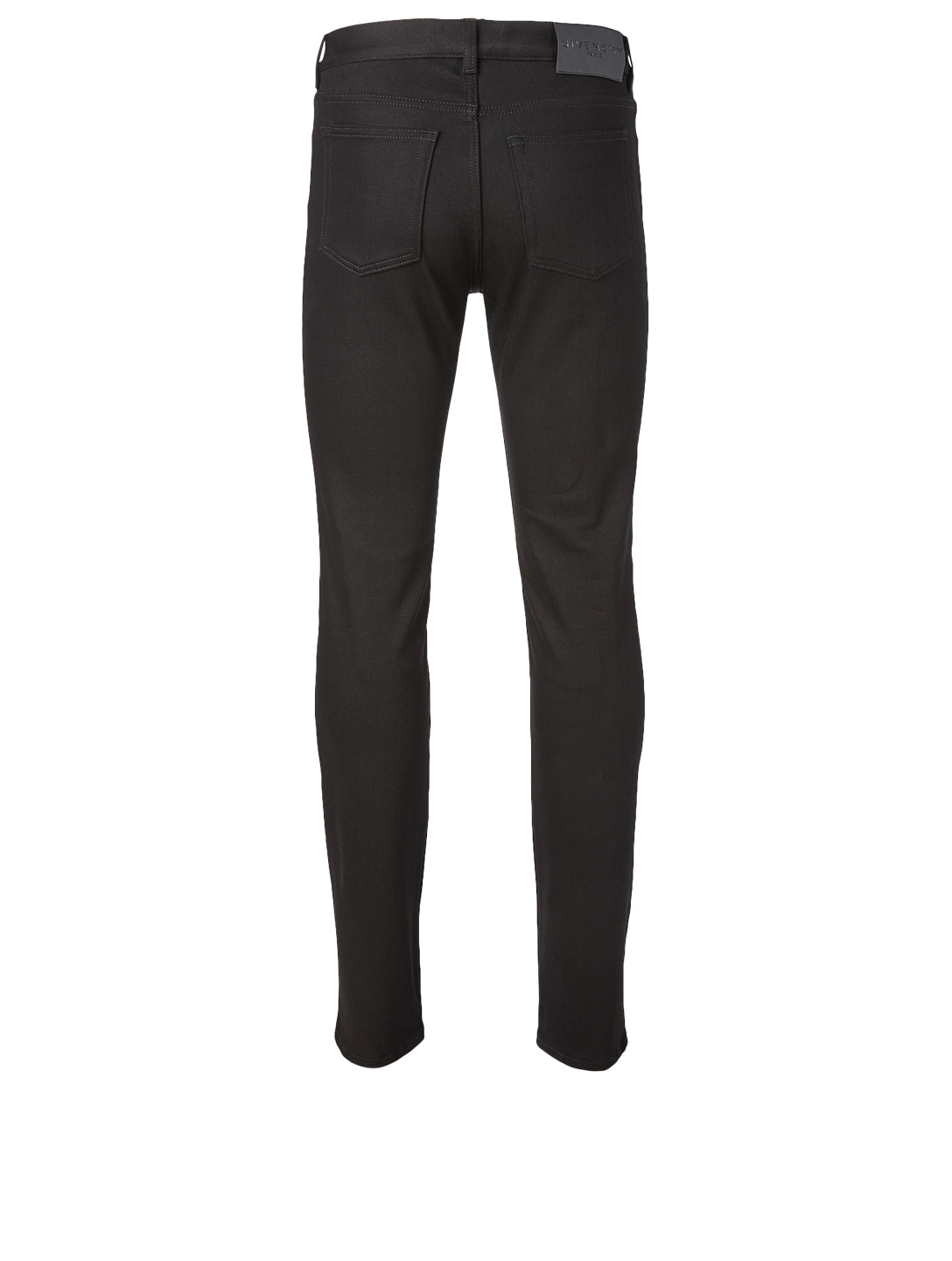 GIVENCHY Cotton Stretch Slim-Fit Jeans Men's Black