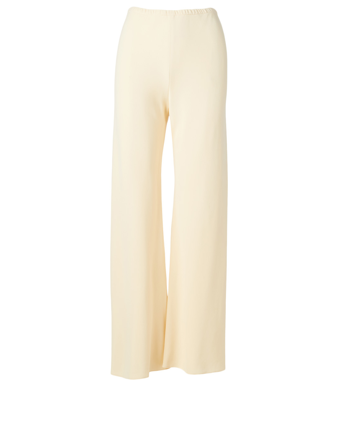 THE ROW Gala Pants Women's White