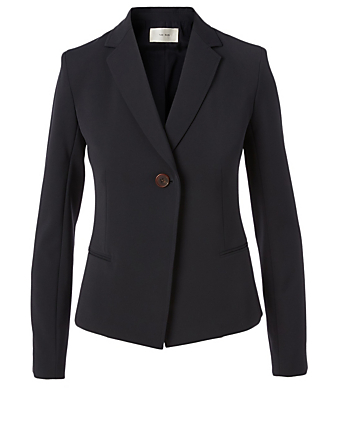 THE ROW Emi Blazer Women's Blue