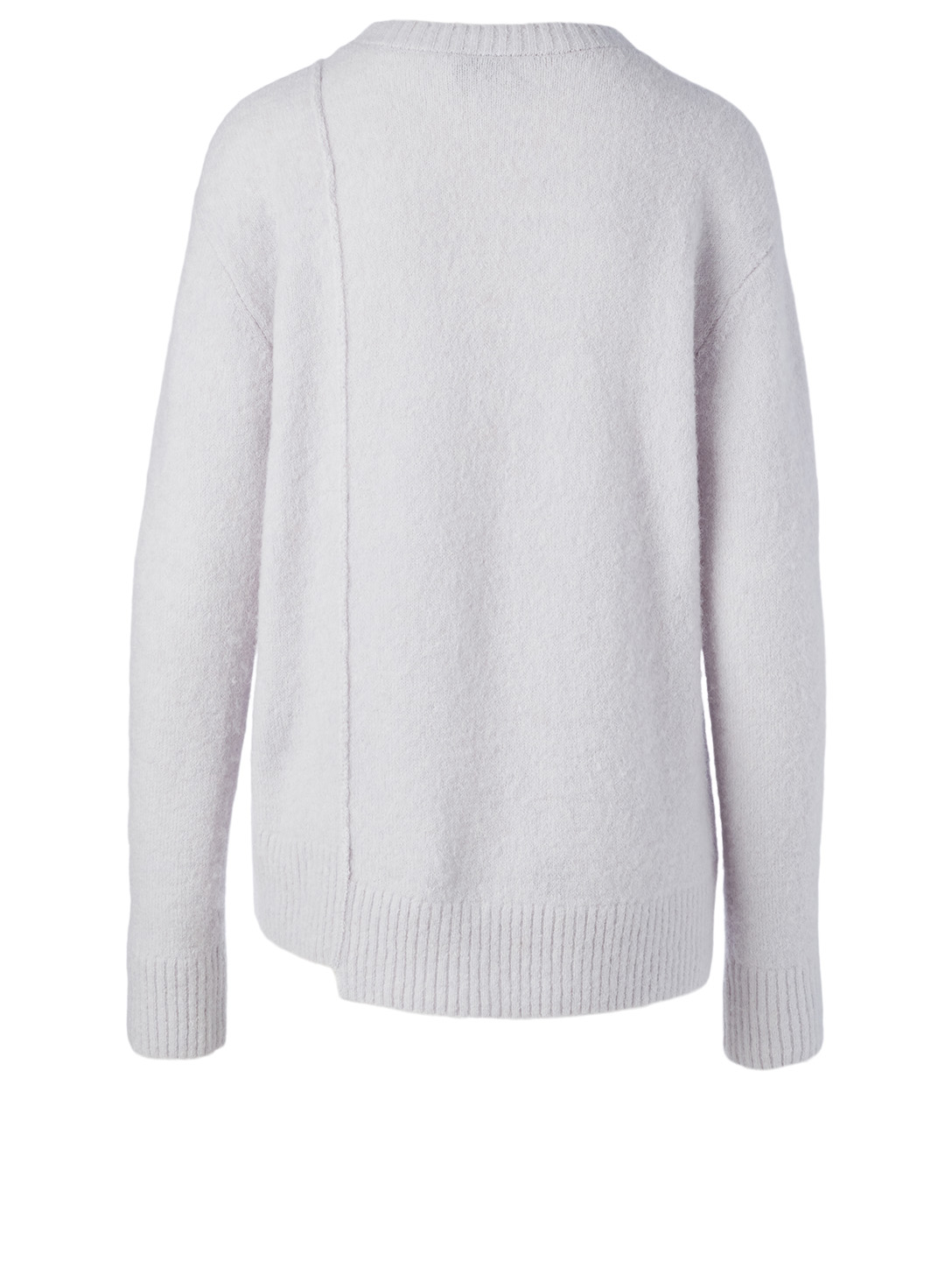 ACNE STUDIOS Wool And Alpaca Brushed Sweater Women's Blue