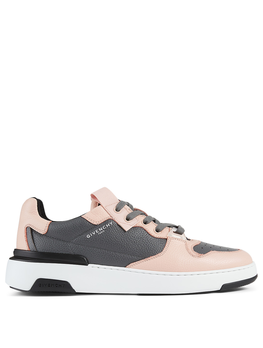 GIVENCHY Wing Leather Sneakers Men's Pink