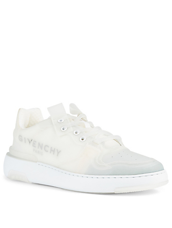 GIVENCHY Sneakers Wing transparents Hommes Blanc
