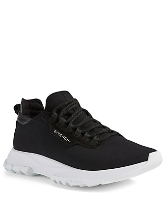 GIVENCHY Spectre Knitted Sneakers Men's Black