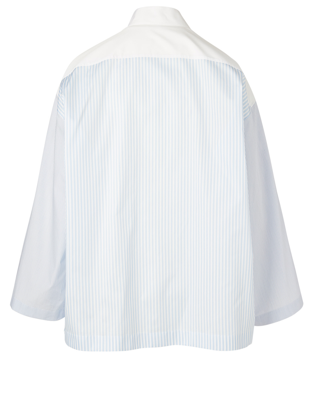 LOEWE Cotton Oversized Shirt Women's White
