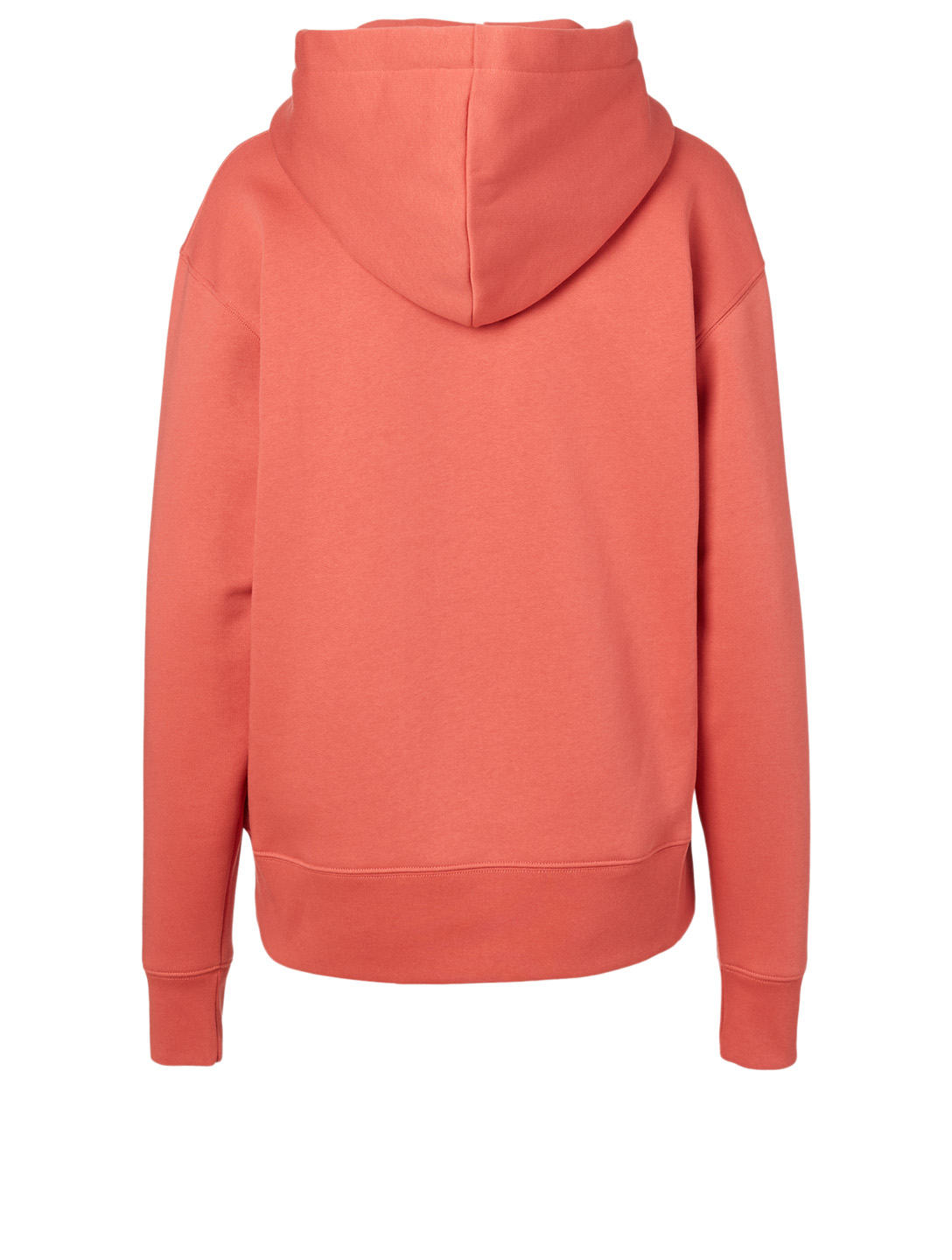ACNE STUDIOS Ferris Face Hoodie Women's Red