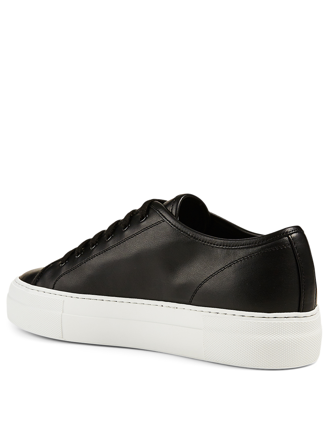 COMMON PROJECTS Tournament Super Sole Leather Sneakers Women's Multi