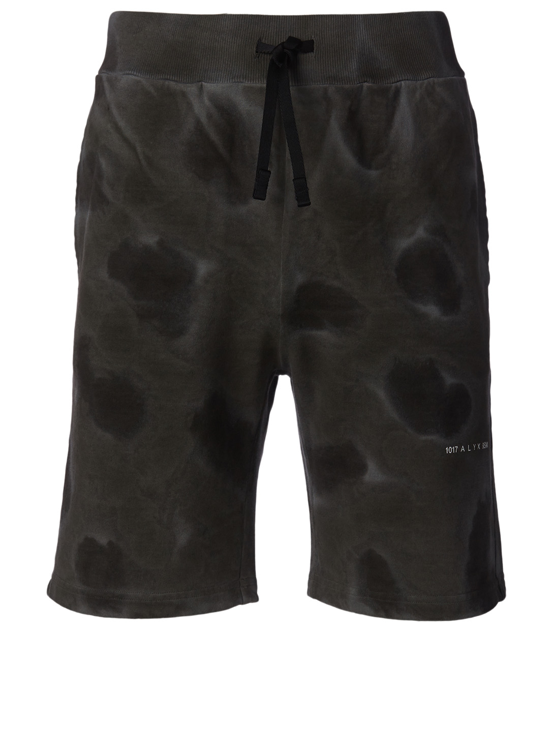 1017 ALYX 9SM Cotton Bermuda Shorts In Camo Print Men's Black