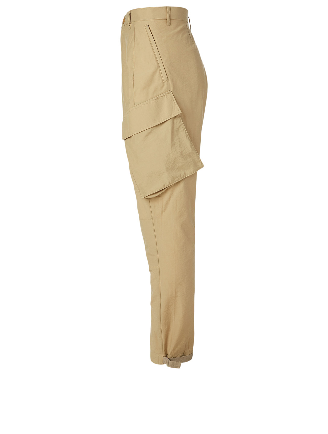 GIVENCHY Technical Cotton Pants With Multipockets Men's Beige