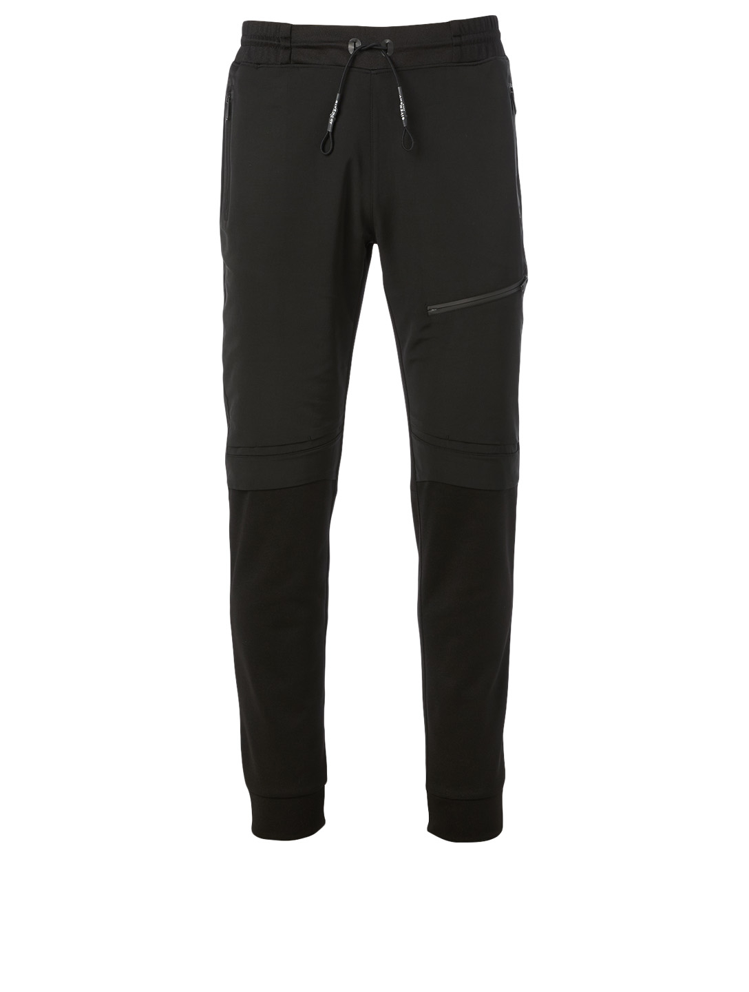 GIVENCHY Technical Jersey Jogger Pants Men's Black