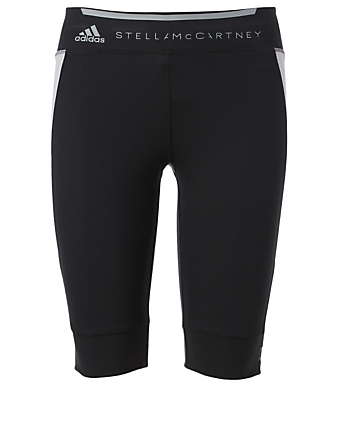 ADIDAS BY STELLA MCCARTNEY Legging de course court Femmes Noir